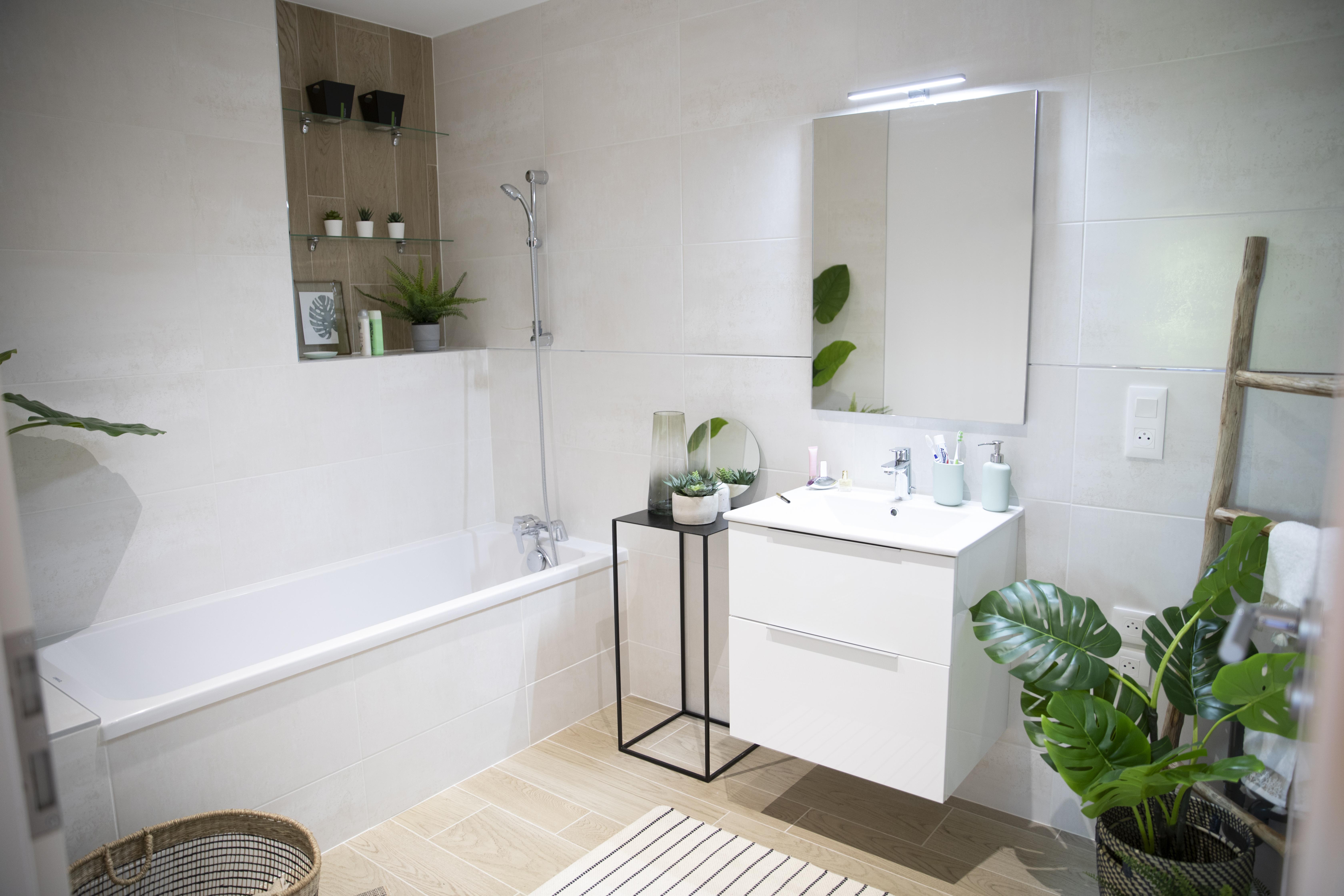 Aménagement salle de bain design : mes idées et conseils