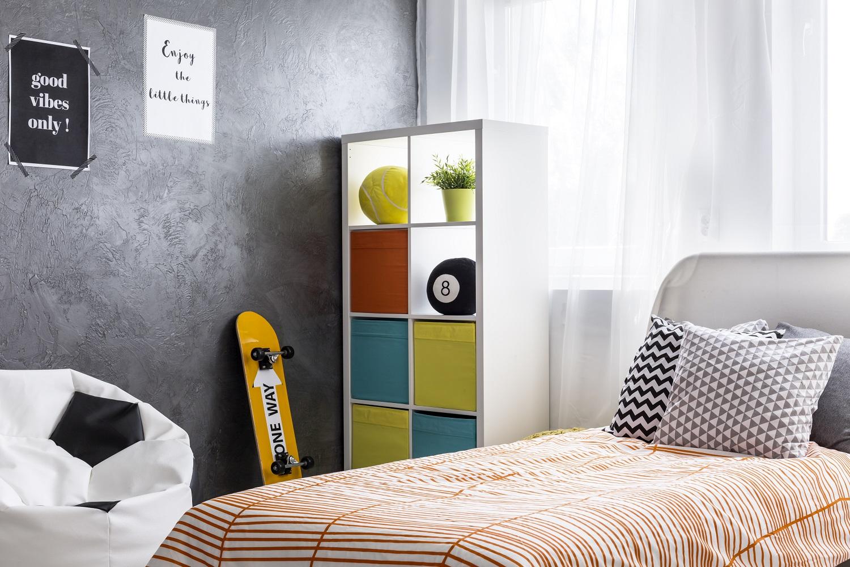 Deco Chambre Ado Garcon Design idée déco pour chambre d'ado garçon: astuces pour un