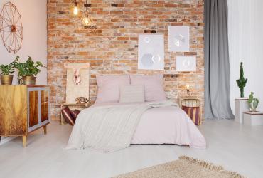 Aménager ma chambre de 13 m²  dans un style cocooning