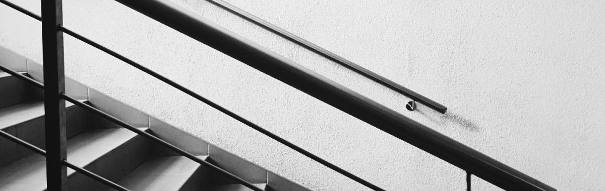 déco montée escalier