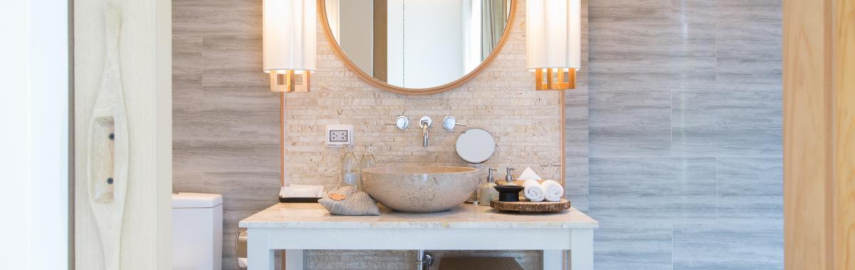 amenagement salle de bain design mes