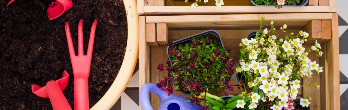 faire son compost en Duplex-Jardin
