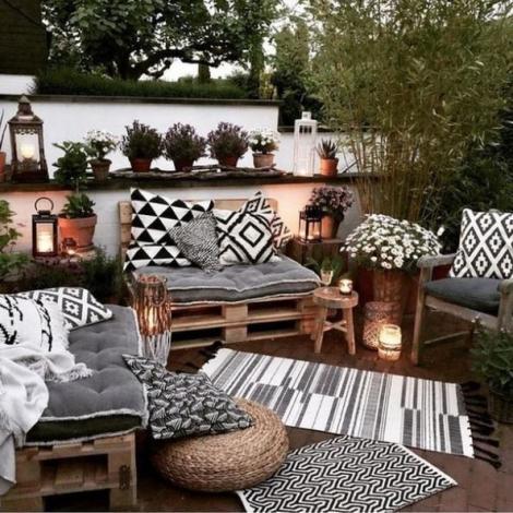 coach décoration intérieur terrasse