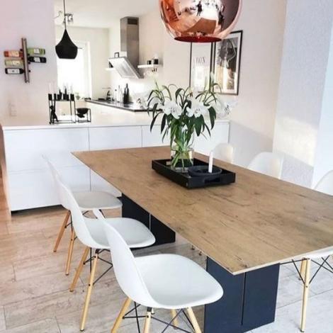 salle a manger style minimaliste