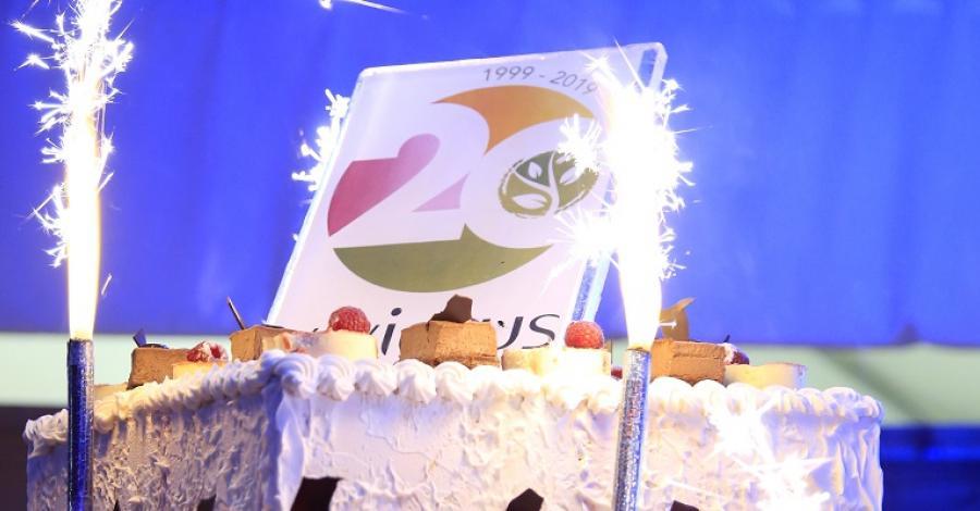 Le Groupe Vivialys fête ses 20 ans cette année !