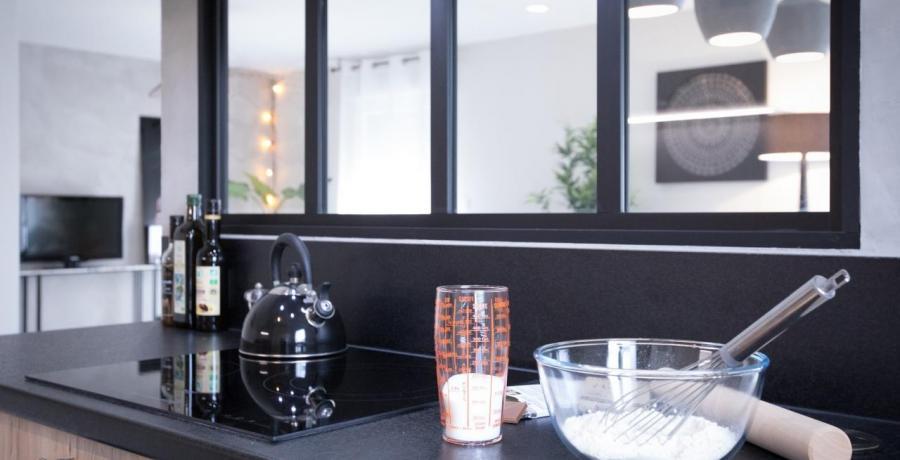 amenagement cuisine ouverte salle a manger conseils astuces verriere