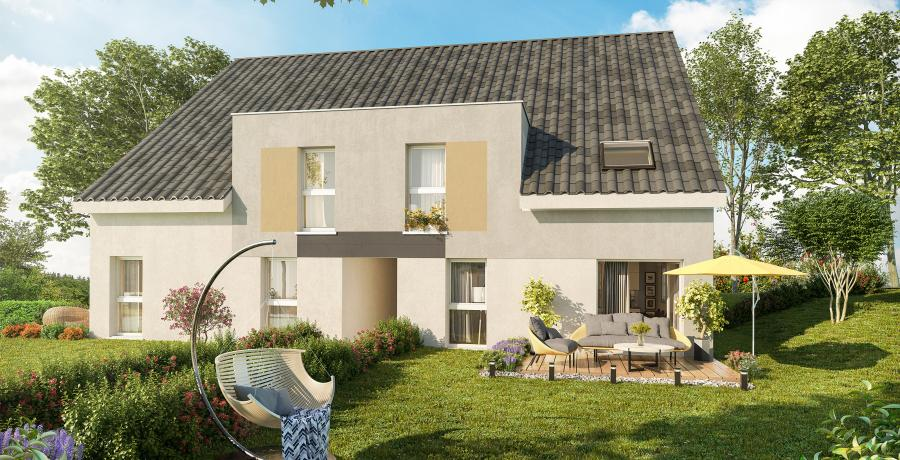 appartements duplex à keffendorf : les carrés tertra