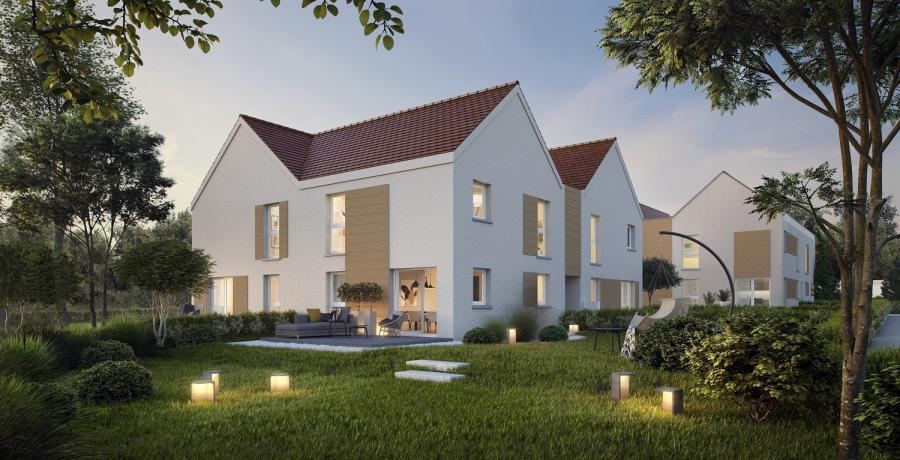 Appartement duplex à Ruffey-lès-Échirey: Les Carrés d'Echirey
