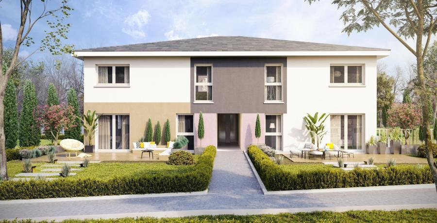 Appartement neuf Duplex-Jardin à Wintershouse