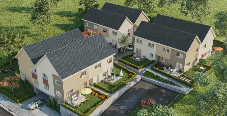 Achat Maison Neuve Wasselonne Programme Immobilier Les Carres