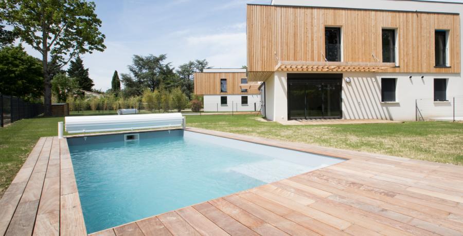 maison neuve duplex à vieille-toulouse : les carrés du golf
