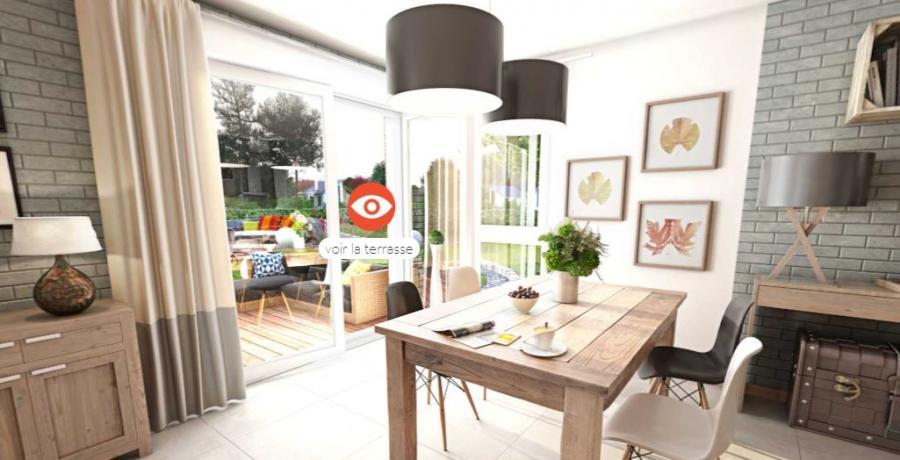 maison duplex 3d projeter visiter futur 360