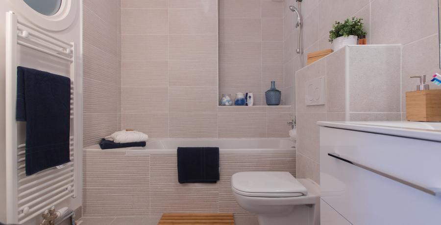 programme immobilier neuf à wintershouse : les carrés art'y, duplex-jardin salle de bains