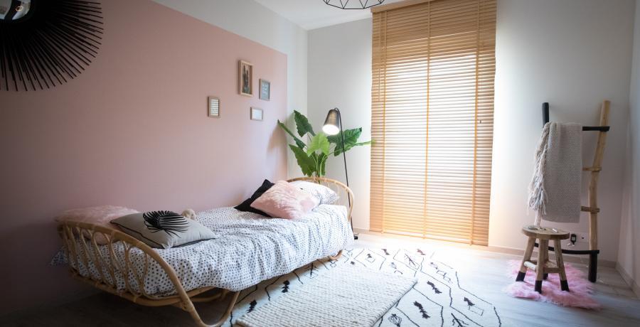 programme immobilier neuf à la motte-servolex: les carrés azur, duplex-jardin chambre enfant
