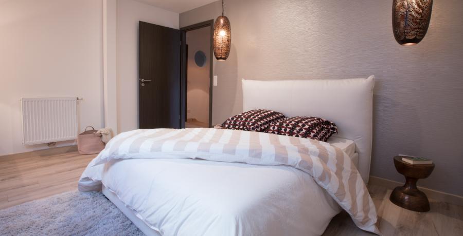 programme immobilier neuf à Marcellaz : les carrés de gavillet, duplex-jardin chambre