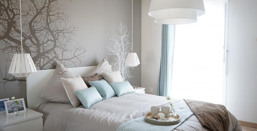 programme immobilier neuf à argiésans : les carrés de jeanne, duplex-jardin chambre
