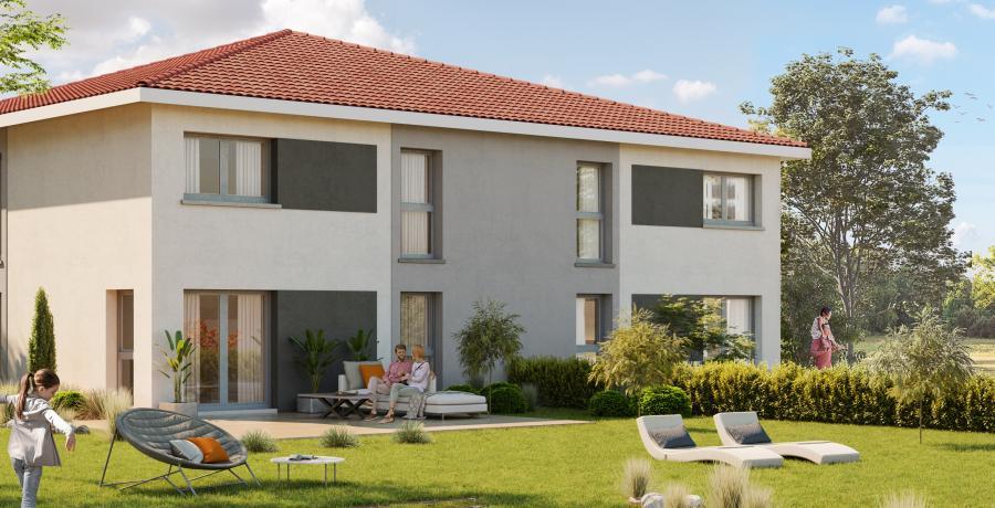 appartements duplex à montauban : les carrés de l'hippodrome