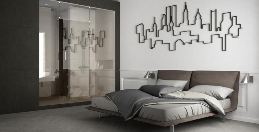 programme immobilier neuf à Les Auxons : les carrés Du'O, duplex-jardin chambre