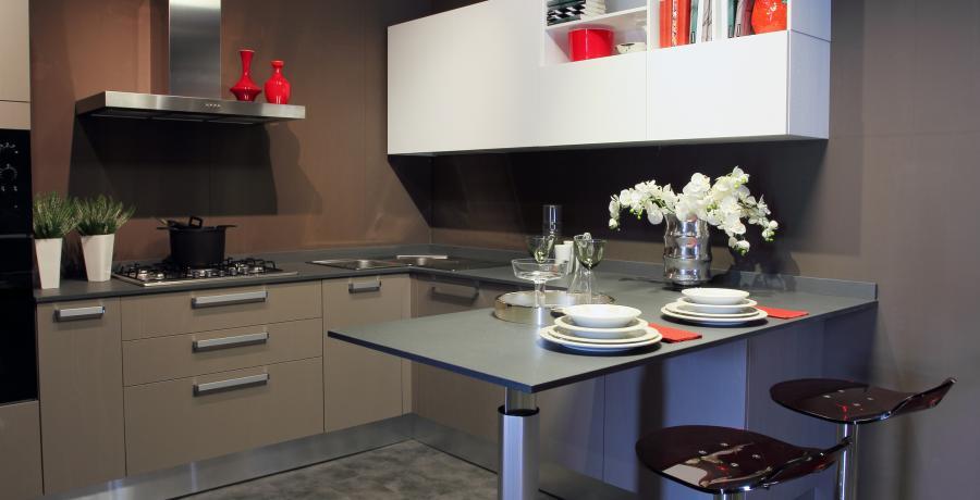 programme immobilier neuf à Les Auxons : les carrés Du'O, duplex-jardin cuisine