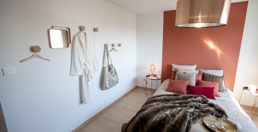 programme immobilier neuf à moval: les carrés m, duplex-jardin chambre