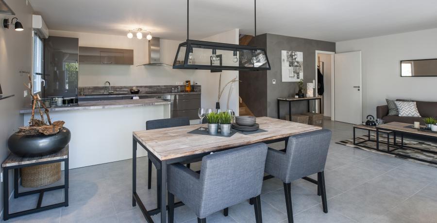 programme immobilier neuf à moval: les carrés m, duplex-jardin séjour