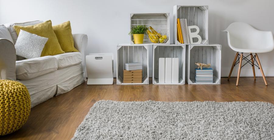programme immobilier neuf à dijon: les carrés néha, duplex-jardin salon