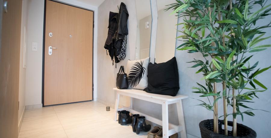 amenager couloir astuces organiser espace pendrie