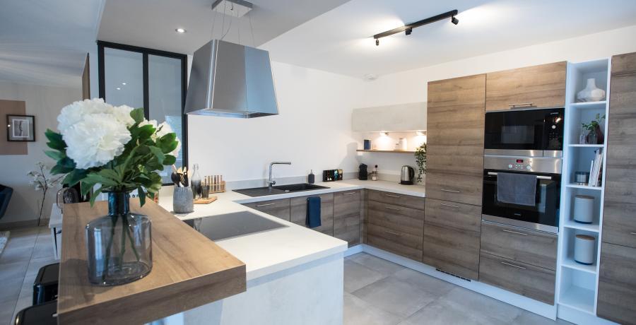 amenagement cuisine duplex astuces tendances electromenager