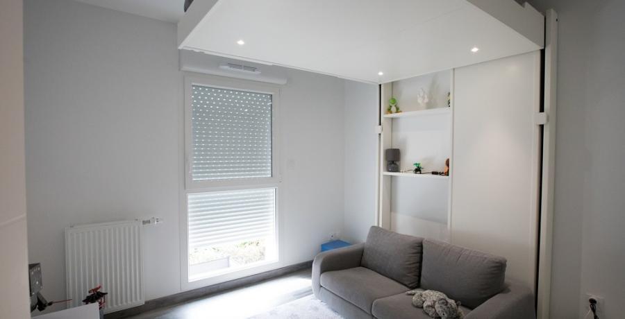 optimiser espace chambre duplex