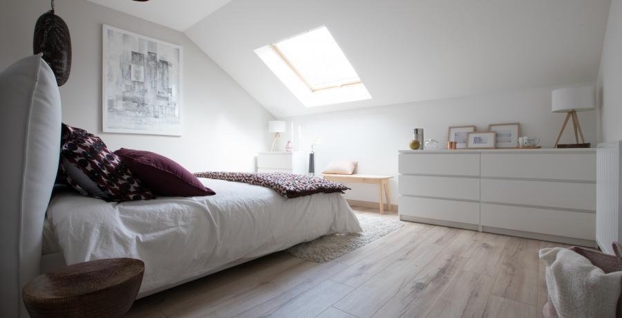 programme immobilier neuf à pontarlier : les carrés ariolica, duplex-jardin chambre