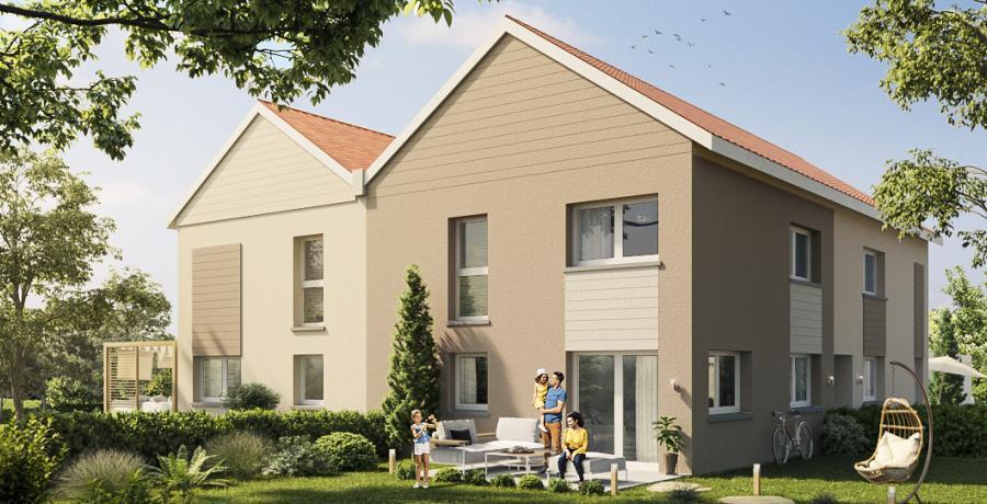 Achat maison neuve Marcilly-sur-Tille
