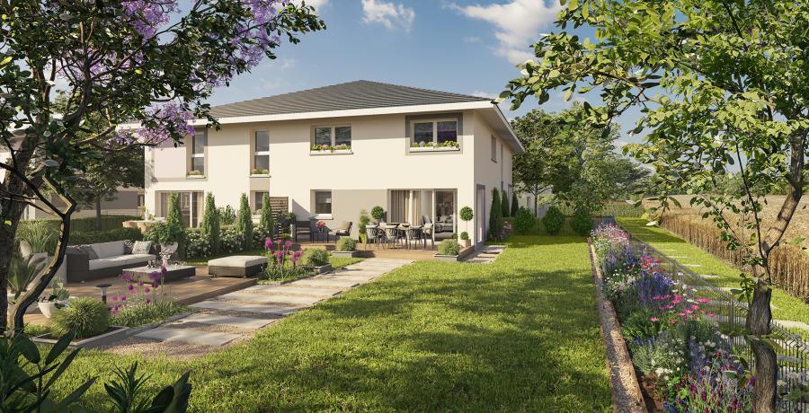 Programme immobilier neuf à Douvaine - Aubonne
