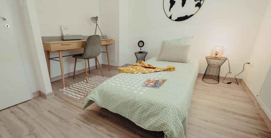 appartement duplex témoin à Toulouse - chambre enfant