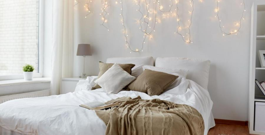amenagement cocooning chambre