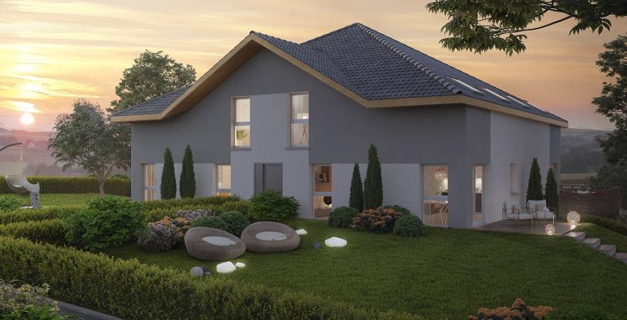 Appartement neuf Duplex-Jardin à Minversheim