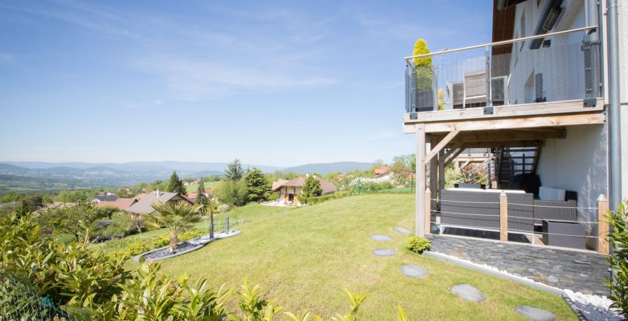 appartements maison avantages inconvénients conseils duplex jardin extérieurs