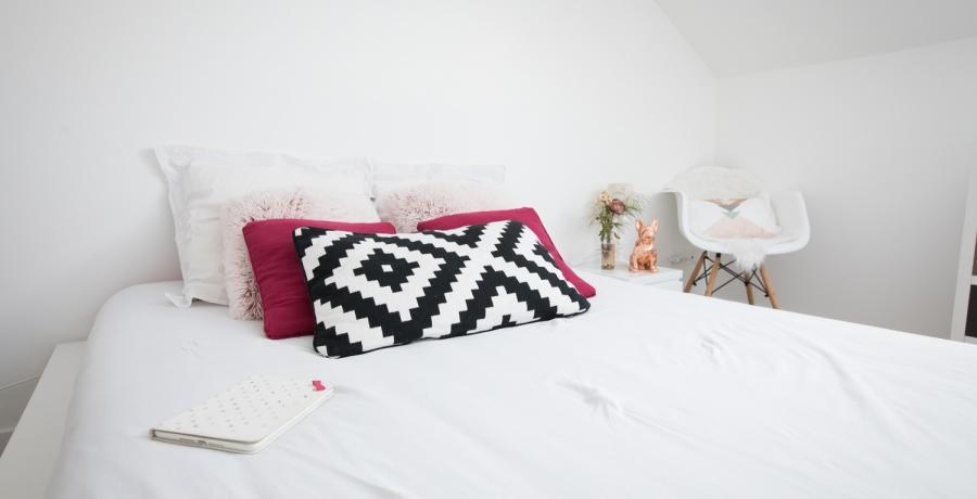 chambre maison minimaliste