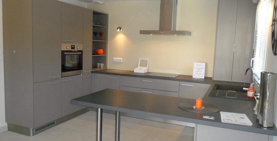 programme immobilier neuf à Chassagny : les carrés du vallon, duplex-jardin cuisine