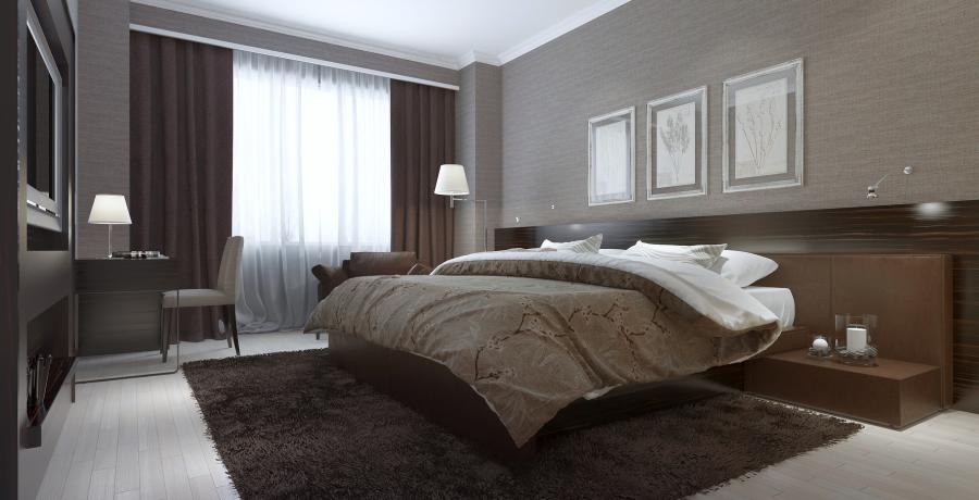 programme immobilier neuf à vovray-en-bornes : les carrés horizon duplex-jardin chambre