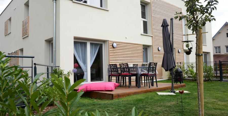 prix duplex avec terrasse