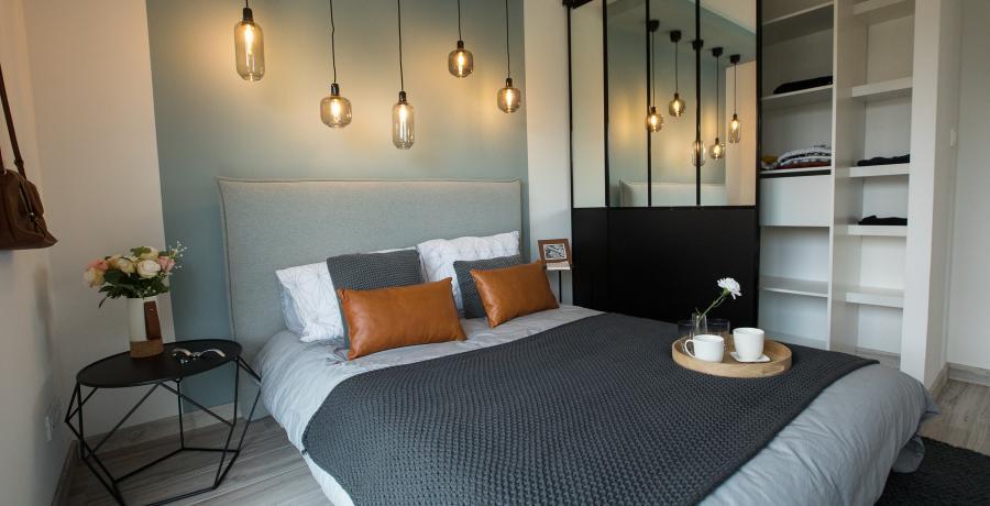 programme immobilier neuf à geispolsheim : carrés eternit'y, duplex-jardin chambre