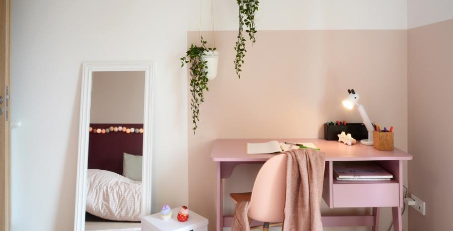 programme immobilier neuf à franois : les carrés constellation, duplex-jardin bureau