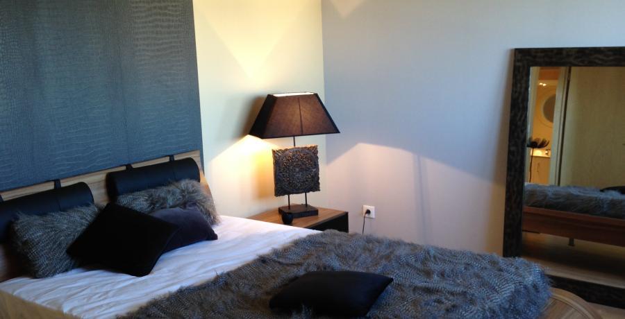 programme immobilier neuf à Valleiry : les carrés du sorbier, duplex-jardin chambre