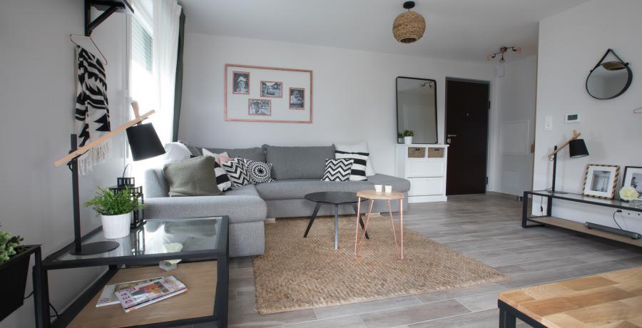 programme immobilier neuf à schirroffen: les carrés elina, duplex-jardin séjour