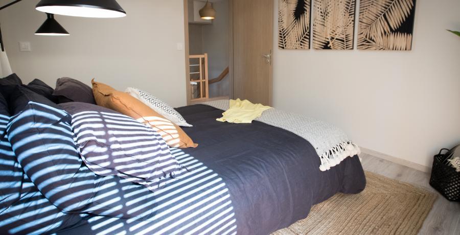 programme immobilier neuf à biesheim: les carrés rosalia, duplex-jardin chambre