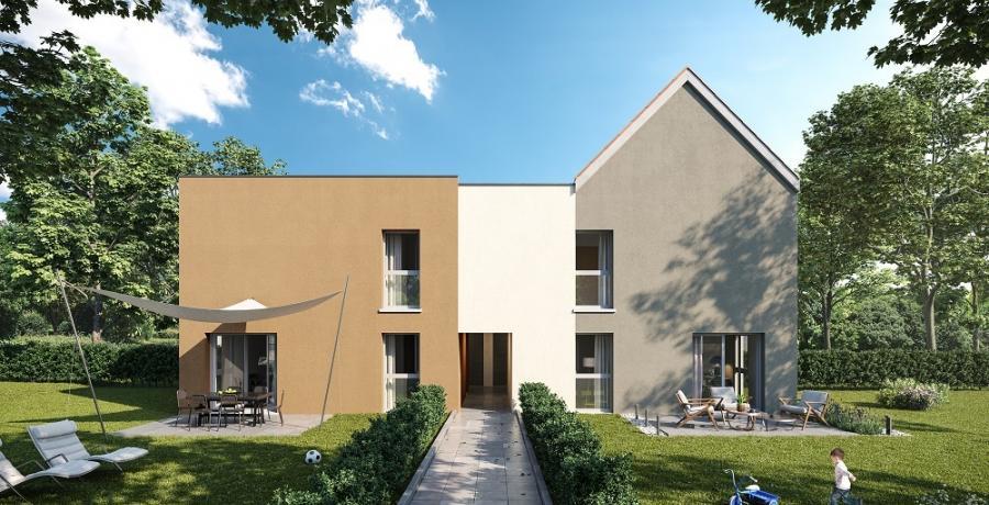 Appartement neuf Duplex-Jardin à Châtenois-les-Forges