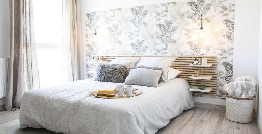 programme immobilier neuf à Geneuille : les carrés d'inès duplex-jardin chambre