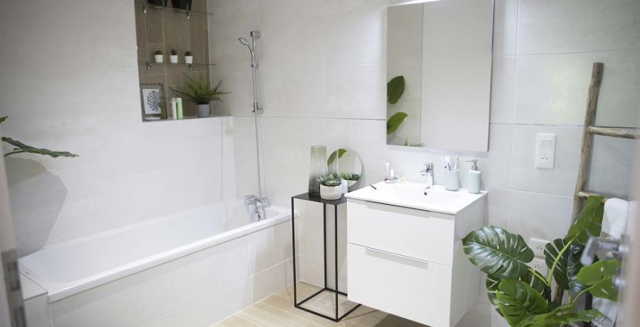 programme immobilier neuf à Geneuille : les carrés d'inès duplex-jardin salle de bain