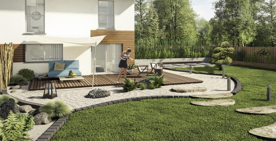 Appartement neuf Duplex-Jardin à Ballaison