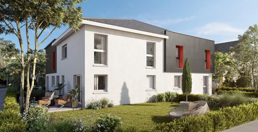 appartements duplex à geispolsheim : les carrés eternit'y
